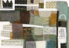 Leather Sketchbook- Easter Monoprinting , Textiles Sketchbooks , Inspiration…