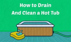 Are you a new hot tub owner? Whether you moved into a home or bought one, here is the definitive guide to help you take care of your new hot tub. Hot Tub Gazebo, Hot Tub Deck, Bathtub Drain, Whirlpool Bathtub, Hot Tub Care Tips, Hot Tub Cleaner, Cleaning Hot Tub, Cleaning Tips, Pool Maintenance