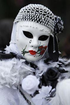 Venetian mask on Fotopedia #masks #venetianmasks #masquerade http://www.pinterest.com/TheHitman14/art-venetian-masks-%2B/