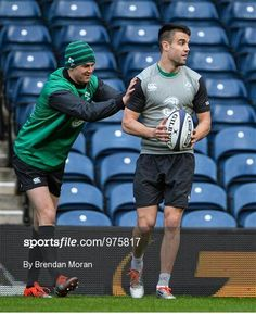 Conor Murray and Johnny Sexton Wales Rugby, Irish Rugby, Beefy Men, Rugby Players, Candid, Ireland, Football, Mens Fashion, Baseball Cards