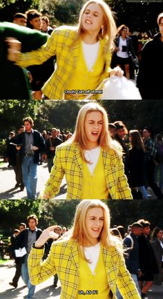 My Goodwill Find: Clueless Express Coat High School Movies, 90s Movies, Iconic Movies, Great Movies, Movie Tv, Funny Movies, Clueless Quotes, Clueless Outfits, Clueless 1995