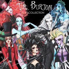 guillermo_meraz The Tim Burton Collection is over!
