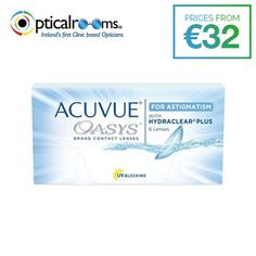 c3daf57688951  Air Optix for Astigmatism Air Optix for Astigmatism are ideal for those  who need to