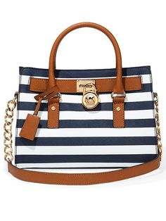 MUST: MICHAEL Michael Kors canvas bag, $268