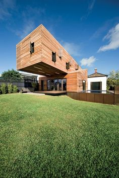 The Trojan House  #archello #architecture #building #house #home #wood