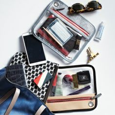 Command Center to Go: How to Organize Your Purse and more on MarthaStewart.com