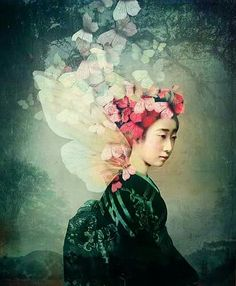 Illustration, by Catrin Welz-Stein Fantasy Kunst, Fantasy Art, Illustration Fantasy, Kunst Online, Pop Surrealism, Illustrations, Surreal Art, Graphic, Painting Inspiration