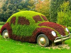 The Flying Tortoise: The Fun Things Some People Do With Their Volkswagens...