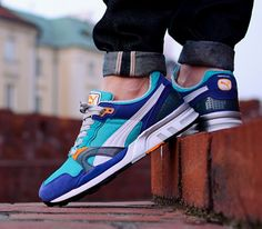 Puma Trinomic XT2 Plus-Bluebird-Spectrum Blue