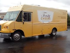 Toasty Cheese Truck Owner Hoping to Open Suburban Food Truck Commissary in October - LOVE toasty cheese!