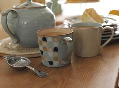 Denby Heritage Pavilion - Handmade Stoneware from England