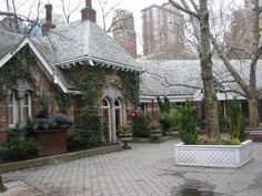 Tavern on The Green. Central Park, NYC.