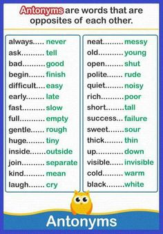 Common Opposite Words in English English Tips, English Fun, English Book, English Writing, English Study, English Lessons, Learn English Grammar, Learn English Words, English Language Learning