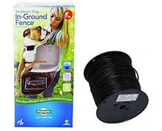 PetSafe In-Ground Fence for Pets (Upgrade to 16 Gauge Wire)