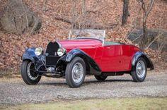 1932 Bugatti Type 49 Roadster