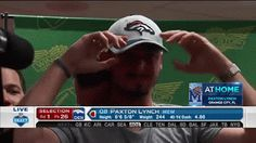 Is Paxton Lynch Gay?   Is Paxton Lynch Gay?  After the Denver Broncos selected Memphis quarterback Paxton Lynch the talented player was shown celebrating with his family. The image below shows Lynch crying with a male behind him consoling him.  Is Patrick Lynch Gay?  The clip led many NFL fans to question the quarterback's sexuality. The following image shows that some Denver Broncos' fans were concerned after seeing the man behind Lynch hug him in a romantic way. The Memphis quarterback is…