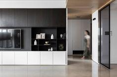 Living Room Cabinets, Living Room Tv, Living Room Modern, Shelving Design, Tv Wall Design, House Design, Interior Modern, Interior Design Living Room, Living Room Designs
