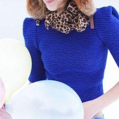 Impressive modern knit designs from Estonia. Photos by Alisa Design.