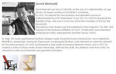 Gerrit Rietveld - engl. text