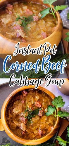Corned Beef and Cabbage Soup, Instant Pot Soup Recipe, Corned Beef and Cabbage Recipe Instant Pot, Corned Beef, Keto Beef, Keto Recipe, Keto Instant Pot, Keto Instant Pot Recipes, Low Carb Instant Pot Recipes, Instant Pot Keto, Soup, Soup Recipes, Keto Corned Beef Recipes, Keto Corned Beef Soup Low Carb Dinner Recipes, Healthy Diet Recipes, Entree Recipes, Keto Snacks, Side Dish Recipes, Beef Recipes, Corn Beef And Cabbage Soup, Chicken And Sweetcorn Soup, Instant Pot Pressure Cooker