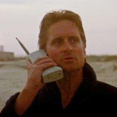 This phone was so cool, it was the Gordon Gekko trademark.