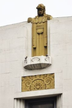 Lady by Choice Hollywood Boulevard deco