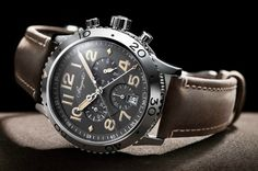 Breguet Type XXI 3813 In Platinum For Only Watch 2015.. handsome in this photo..