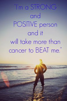 Some patients share their thoughts and feelings about the diesease. Prostate Cancer, Signs And Symptoms, Thoughts And Feelings, Positivity, Optimism