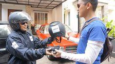 UberMotor, Ojek Online Milik Uber Mulai Beroperasi Di Jakarta ~ Berita Penting