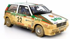 Model car scale Resin Diecast reproduced faithfully in every detail at the best price Fiat Uno, Miniature Cars, Model Building, Scale Models, Rally, Diecast, Portugal, 1980s, Liberty