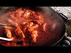 Chorizos a la Pomarola! Receta de Locos X el Asado - YouTube