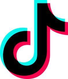 Tik Tok Logo in 2020 Tik tok, Logos, Information art