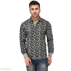 Tshirts Men's Collar Full Sleeves Printed Grey T-Shirt Fabric: Cotton Sleeve Length: Long Sleeves Pattern: Printed Multipack: 1 Sizes: S (Chest Size: 39 in Length Size: 27.5 in)  XL (Chest Size: 45 in Length Size: 29 in)  L (Chest Size: 43 in Length Size: 28.5 in)  M (Chest Size: 41 in Length Size: 28 in)  XXL (Chest Size: 47 in Length Size: 29.5 in) Country of Origin: India Sizes Available: S, M, L, XL, XXL   Catalog Rating: ★4.2 (501)  Catalog Name: Trendy Elegant Men Tshirts CatalogID_1148540 C70-SC1205 Code: 853-7195670-999