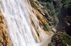 #Cataratas #Chiflon #Chiapas, mientras más nos acercamos a esta caída de agua, más ganas de quedarnos tenemos. http://www.bestday.com.mx/Chiapas/ReservaHoteles/