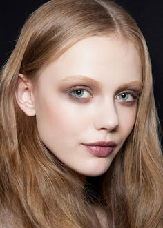 Simple Makeup Ideas to Try Now Winter   StyleCaster ~ETS #earthytones
