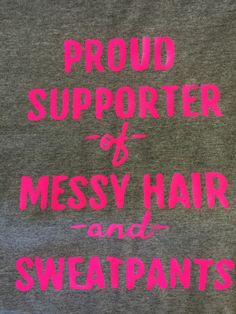 A personal favorite from my Etsy shop https://www.etsy.com/listing/260694761/2300-proud-supporter-of-messy-hair-and