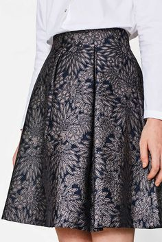 Esprit Rokken kopen in de online shop Office Wardrobe, Sequin Skirt, Sequins, Skirts, Clothing, Shopping, Fashion, Spirit, Outfits Fo