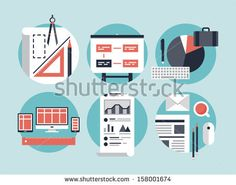 Buy Modern business development process by Bloomicon on GraphicRiver. Flat design vector illustration concept icons set of modern business organization management for planning and develop. Organization And Management, Event Management, Project Management, Business Organization, Business Coach, Business Icon, Online Marketing, Digital Marketing, Palette Design