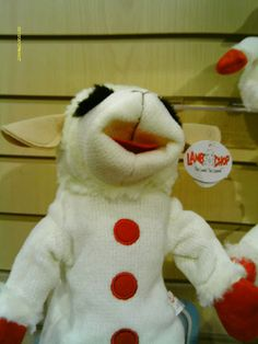 I remember Lamb chop....This is the song that doesnt end yes it goes on and on my friend