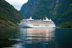 Your experience aboard Crystal Serenity will be all you could wish for, and so much more!