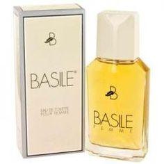 BASILE by Basile Eau De Toilette Spray 3.4 oz for Women- 417347 by Basile. $23.95. 3.4 oz. Women. EDT. Top notes of mandarin, lemon, grapefruit, basil, artemisia, and juniper; a heart of geranium, pine, sandal, cedar, jasmin, and carnation with base notes of patchouli, olibanum, musk, cistus, amber, leather, vetiver, and moss.
