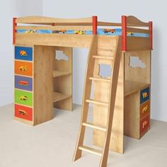 loft beds for boys - Google Search