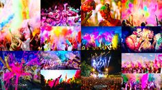 Life in color