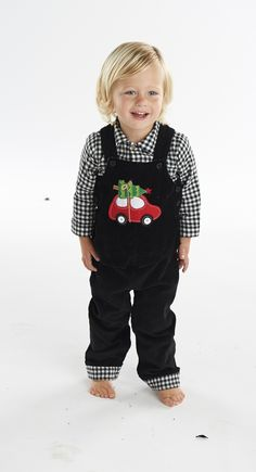 HOLIDAY OVERALLS $35.00