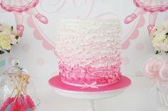 Dora Ballerina 3rd Birthday Party