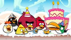 Angry Birds Birthday!