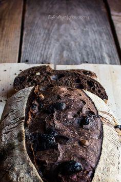 ... pan de chocolate y cerveza negra ...