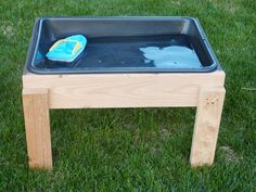 10 Kid-Friendly Ideas for Backyard Fun: swing; play kitchen; water table; outdoor movies; sprinkler; lawn games; hammock