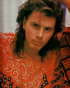John Taylor in red Hands design dress. This will be in V and A upcoming Club to Catwalk show Jt Taylor, Nigel John Taylor, Kat Williams, Amazing Songs, British Boys, Mullets, Attractive People, Great Bands, Gorgeous Men