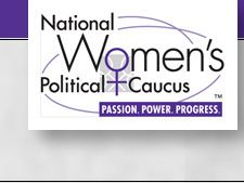 National Women's Political Caucus  http://www.nwpc.org/